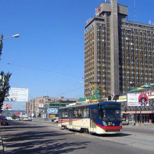 Поездка из Крыма в Украину